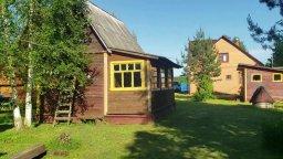 Дом в деревне Кузнецово Талдомский район Московской области
