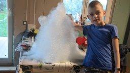 Как сделать мыльные пузыри дома, сделай сам, своими руками гигантские пузыри